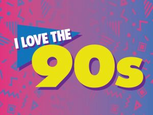 The 90's Party (Zaterdag 6 mei)