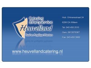 Catering & Partyservice Heuvelland