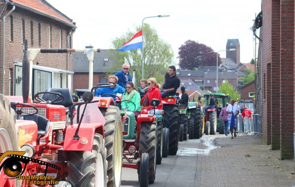 Tebanneter Tractor Tour (2017)