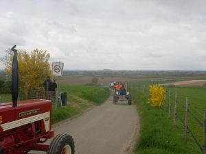 Tebanetter Tractor Tour (Zondag 22 april)