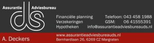 Assurantie Adviesbureau DS