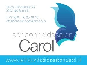 Schoonheidssalon Carol