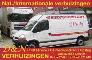 D&N Verhuizingen