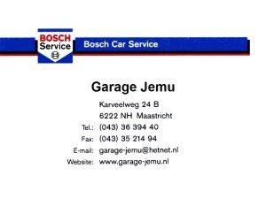 Garage Jemu