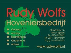 Rudy Wolfs