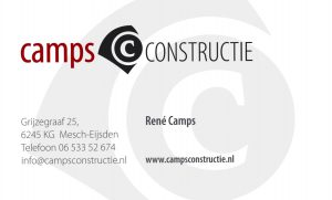Camps Constructie
