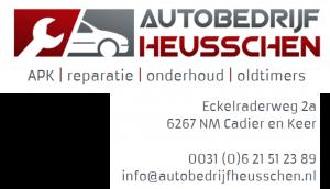 Autobedrijf Heusschen
